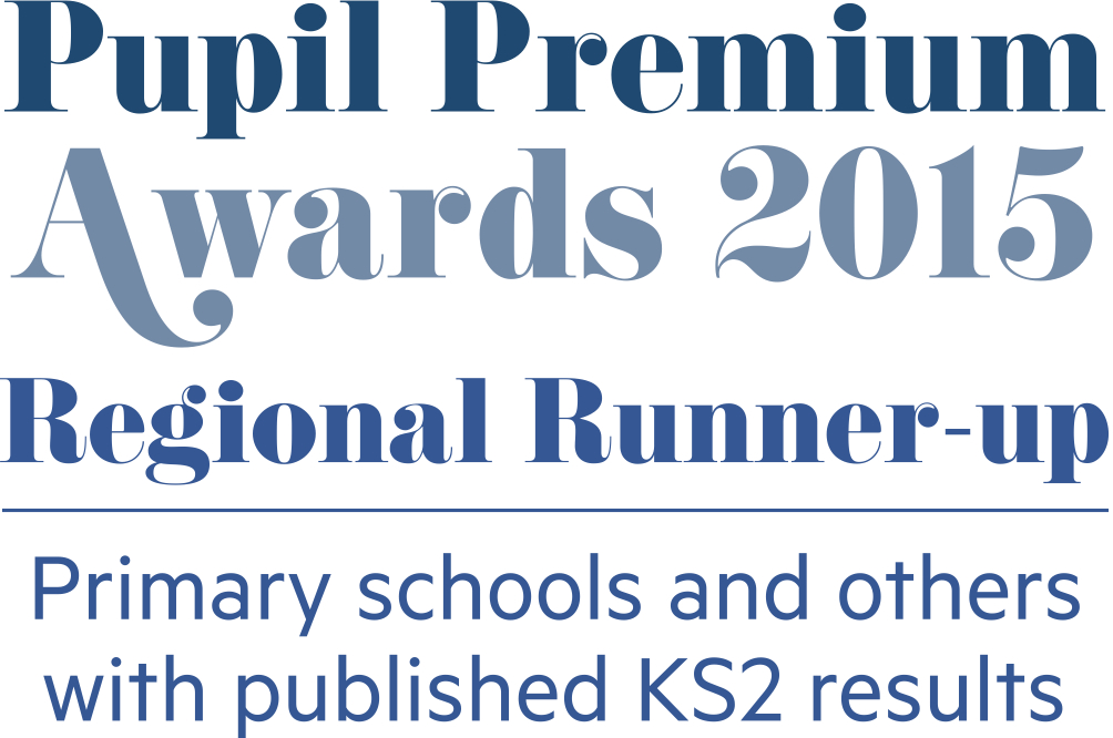 Pupil Premium Awards Logo