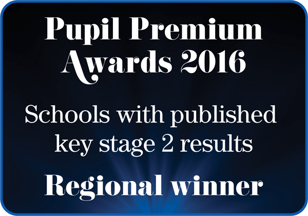 Pupil Premium Awards Logo 2016