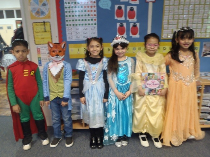 Wold Book Day
