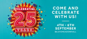 Meadowhall 25 years