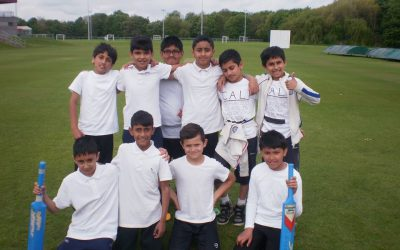 Y5 Cricket Success