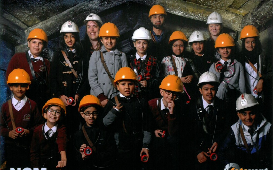 Y6 visit to The National Coal Mining Museum