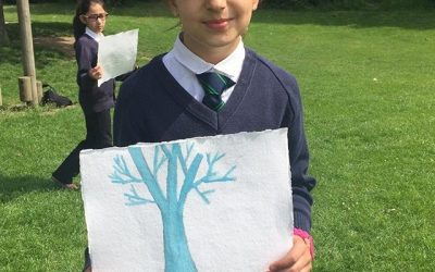 Tinsley Pupils involved in major public art project