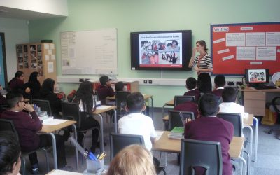 Y6 Red Cross STIGMA Workshop