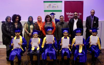 Children's University Spring Term Awards