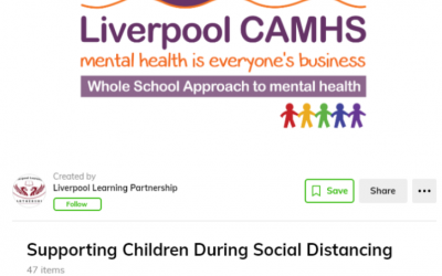 Supporting Children During Social Distancing